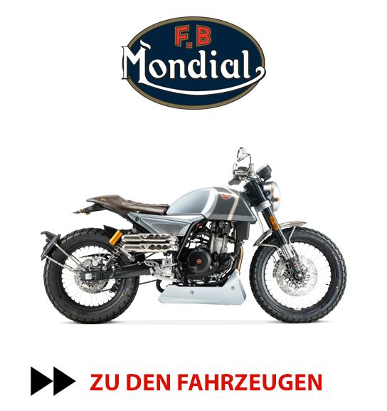 Motorräder und Leichtkrafträder von F.B Mondial in Frankfurt am Main