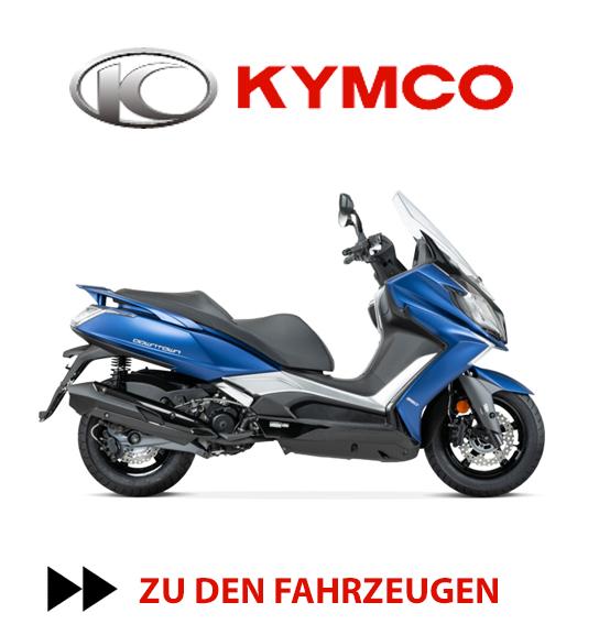 Motorroller, ATV's und Quad von Kymco in Frankfurt